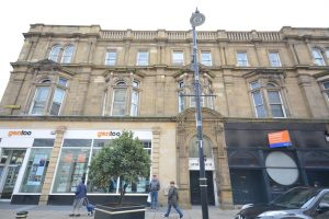 The Athenaeum Buildings, Fawcett Street, Sunderland
