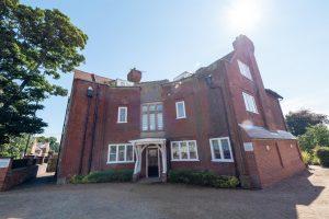 Hammerton Hall, Ashbrooke, Sunderland